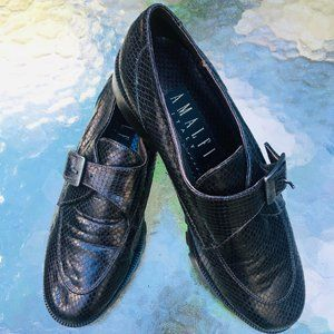 Amalfi Italian Leather Shoes